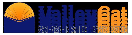 San Joaquin Valley Library System - Valley Cat logo
